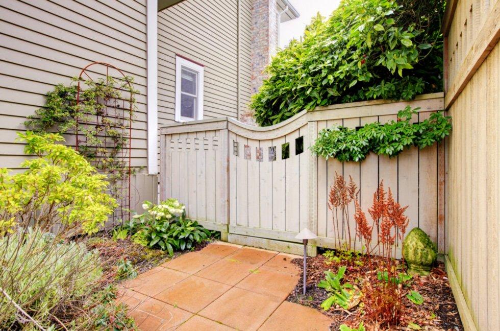 Custom Fence Gate Design