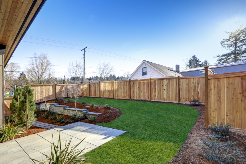 Clean and Simple Fence Ideas