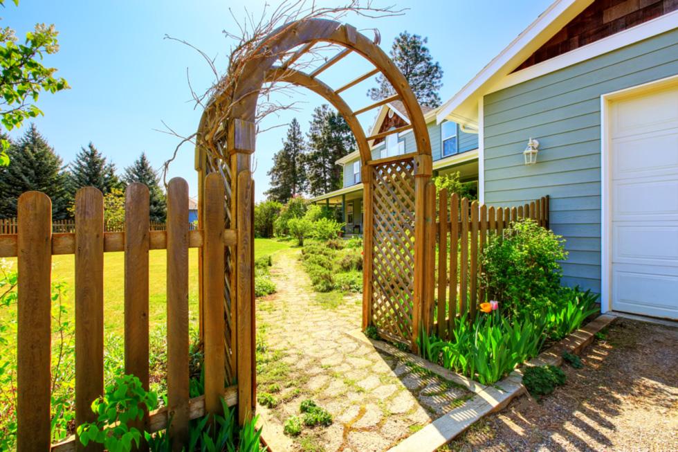 Open arch gateway idea
